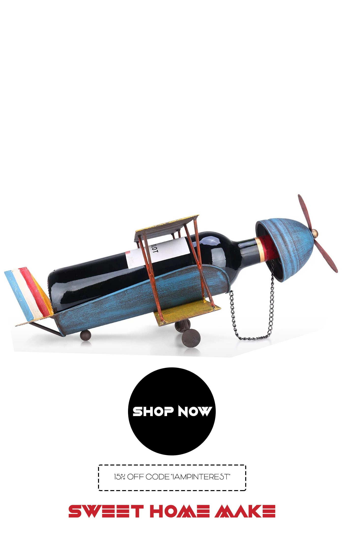 Toy Airplanes with Gifts For Wine Lovers