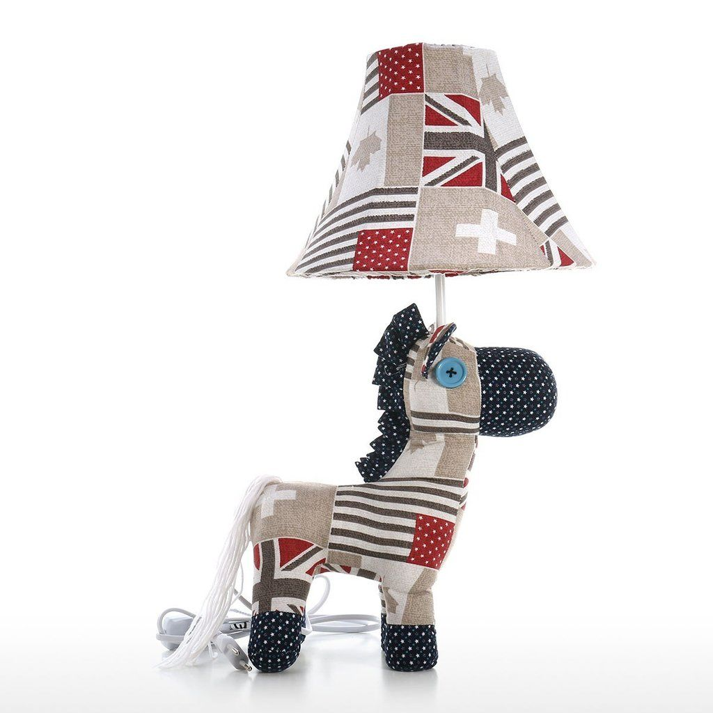 Toys for Girls and Toys for Boys with Table Lamps for Nursery Decor