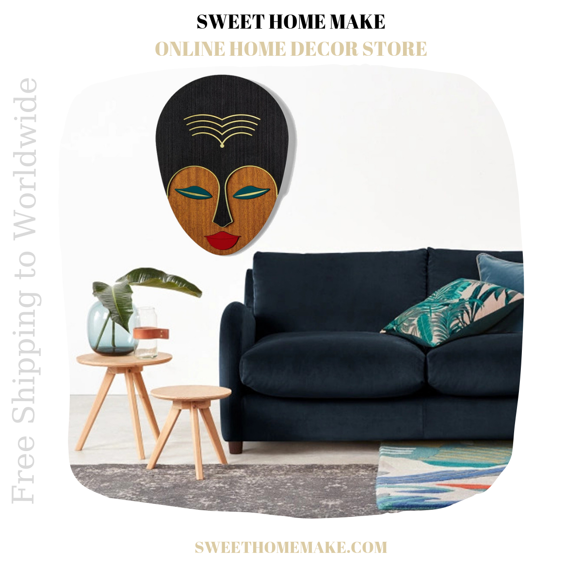 Wall Art for Black Woman