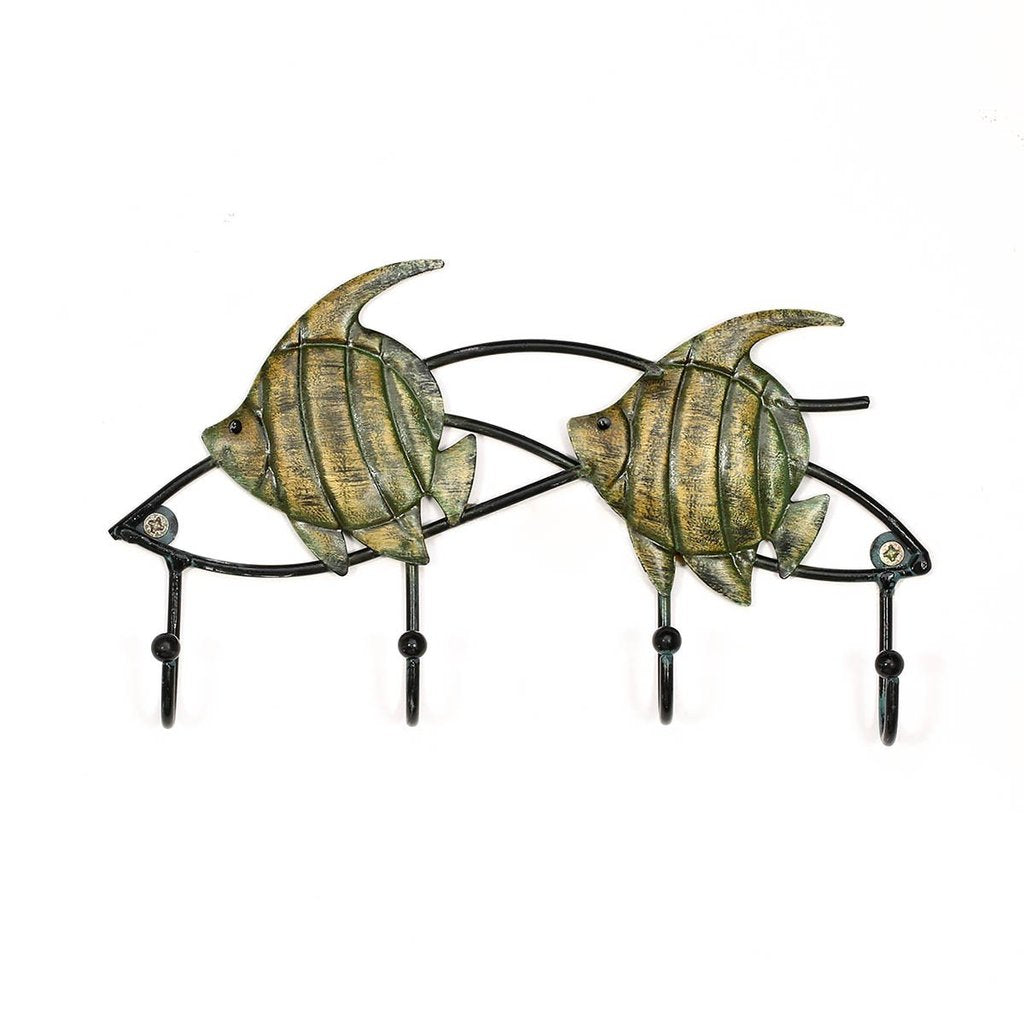 Wall Hooks and Decorative Wall Hooks with Fish