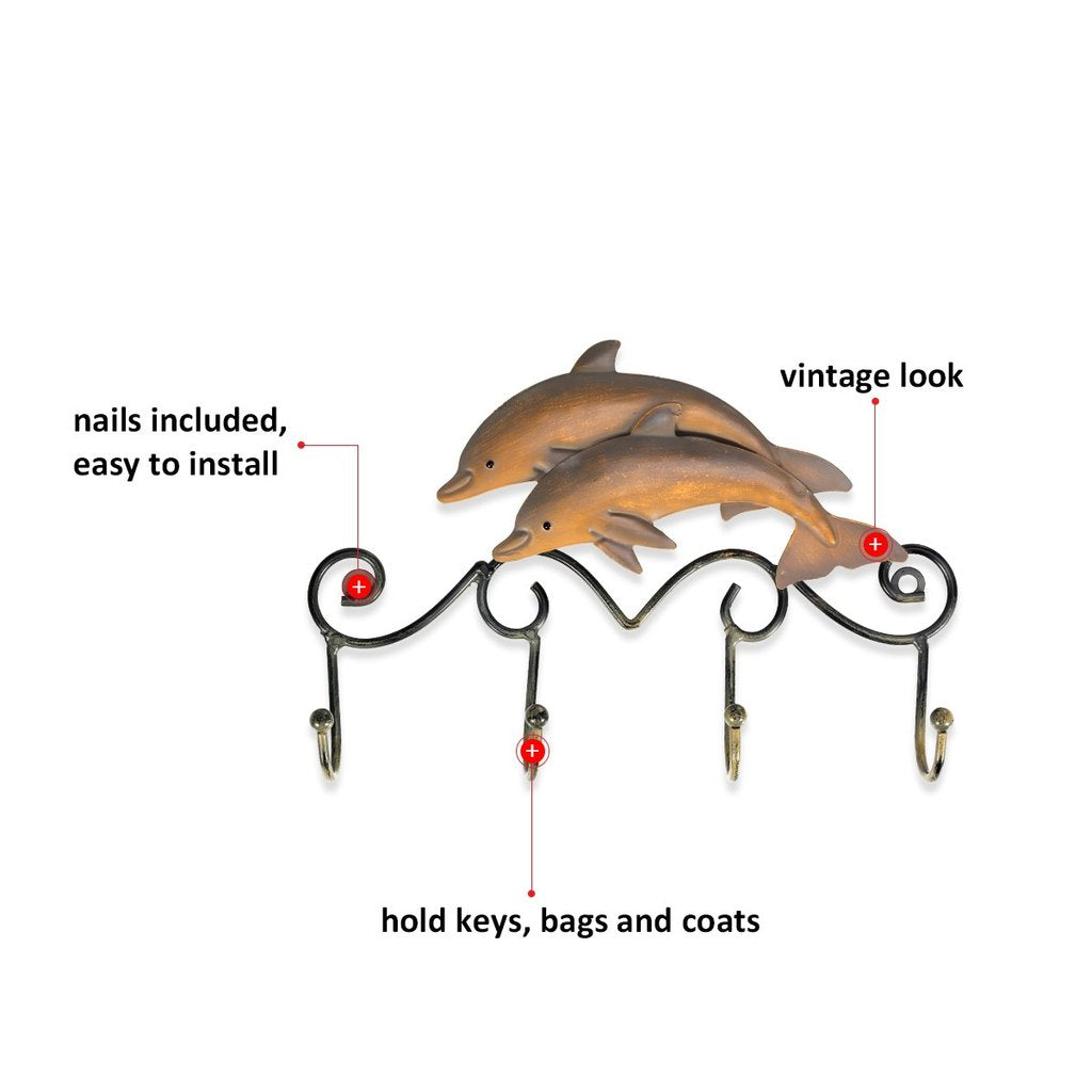 Wall Mounted Hooks and Wall Hanger Hooks for Decorative Wall Hooks