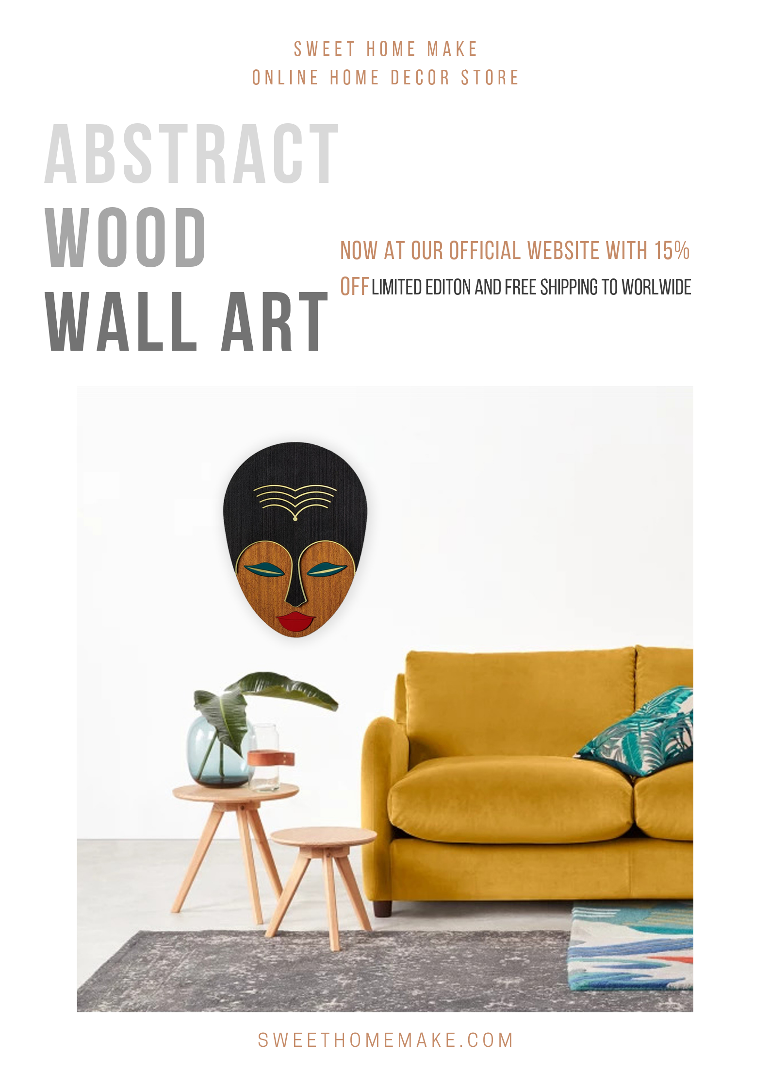 Wood Wall Art with Gifts For Her