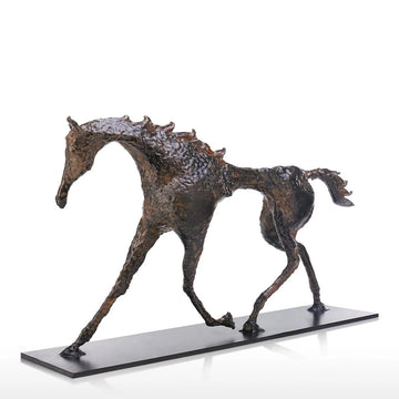 Alberto Giacometti Horse Sculpture Artwork at the Home Decor as Gifts