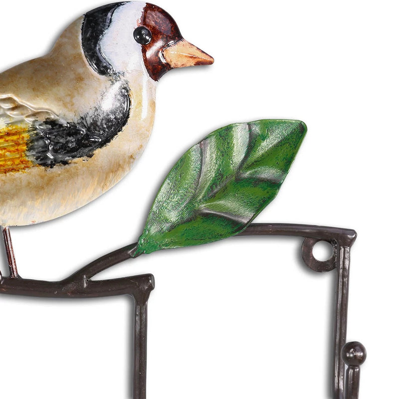Bird Wall Art with Wall Hook