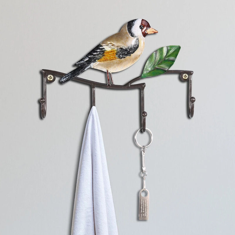 Bird Wall Hook for Coat Rack Wall Mounted