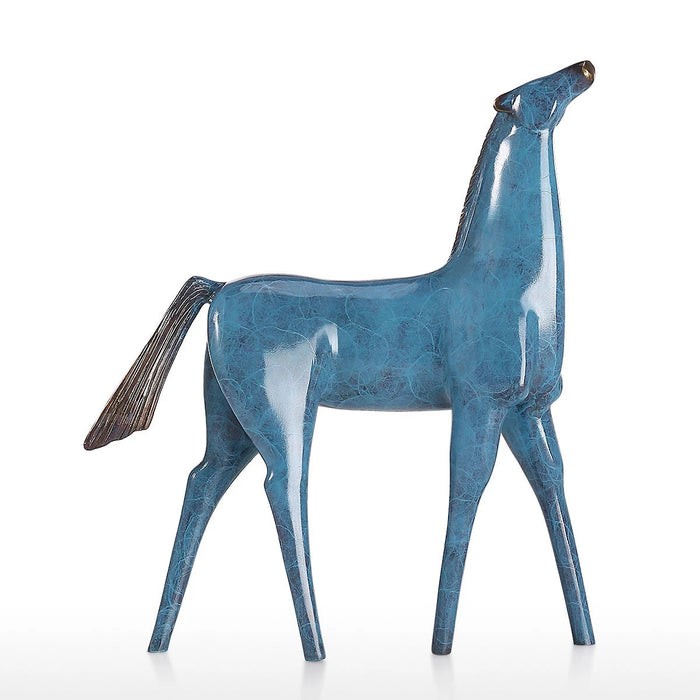 Bronze Horse Statue For Horse Decor and Horse Gifts