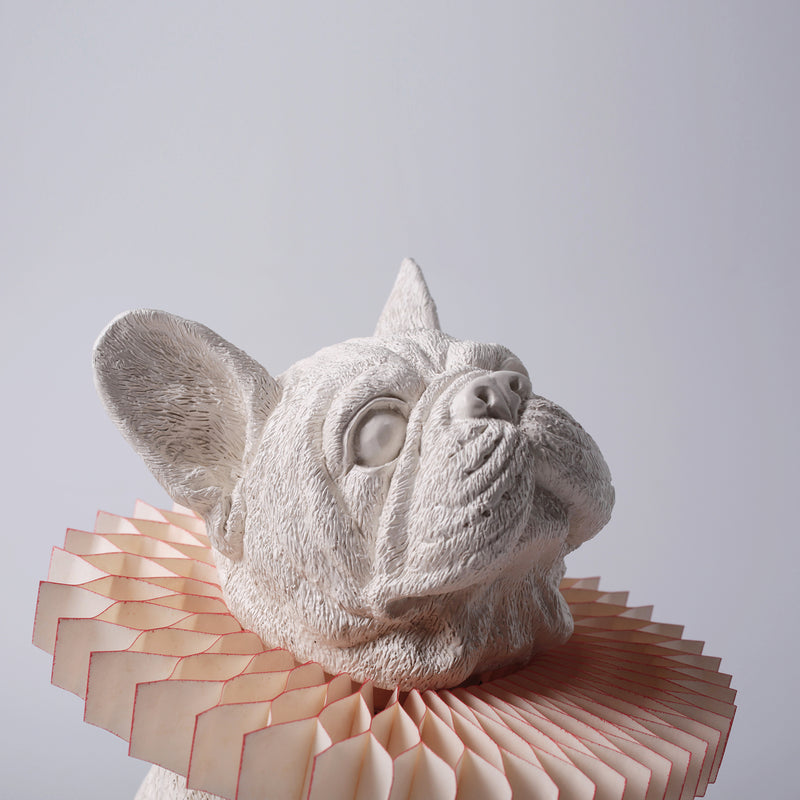 Bulldog Lamp for Night and Daydreams