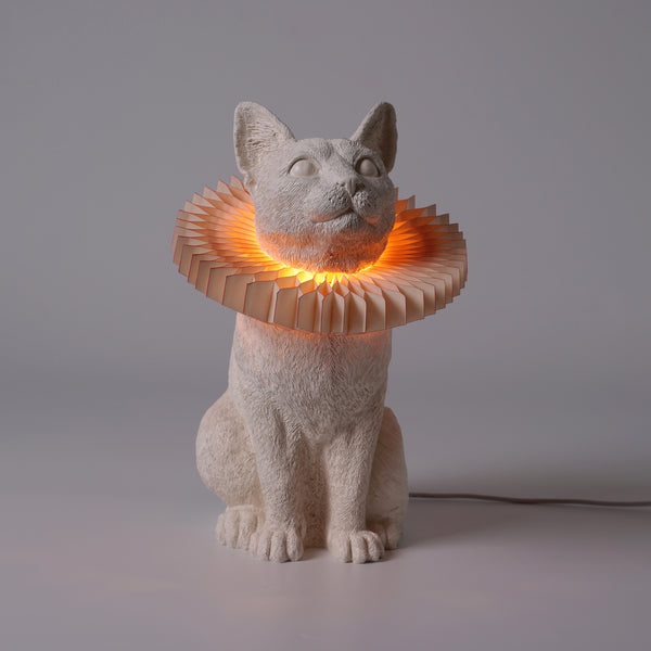Cat Lamp by Haoshi Design
