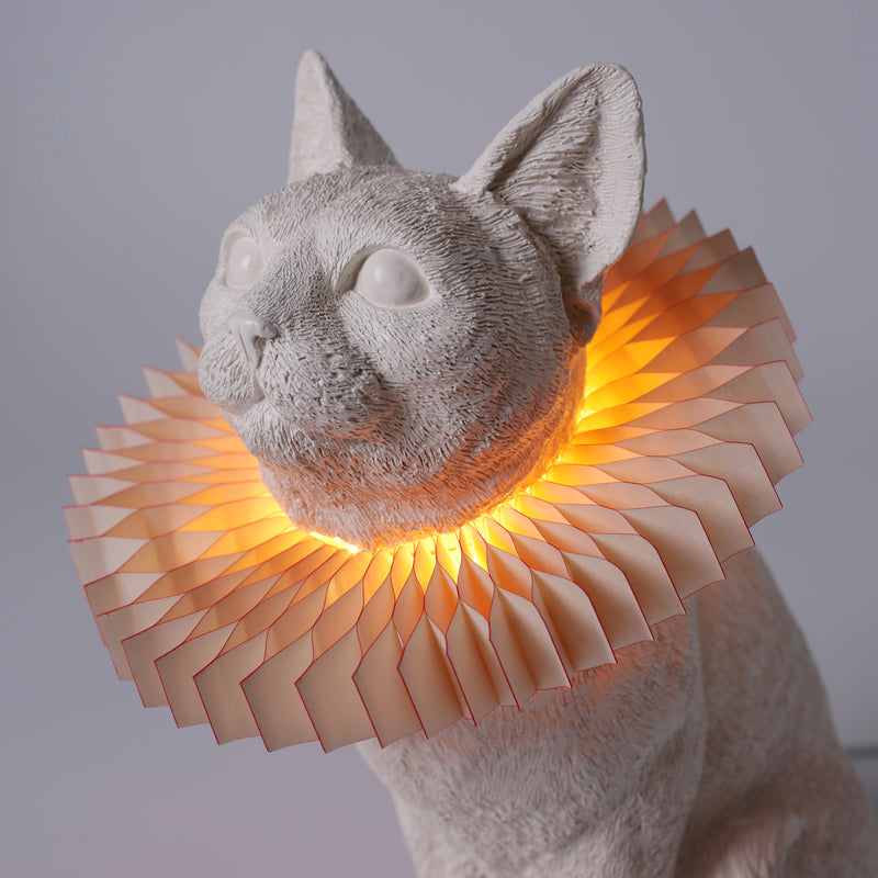 Cat Lamp for Night and Daydreams