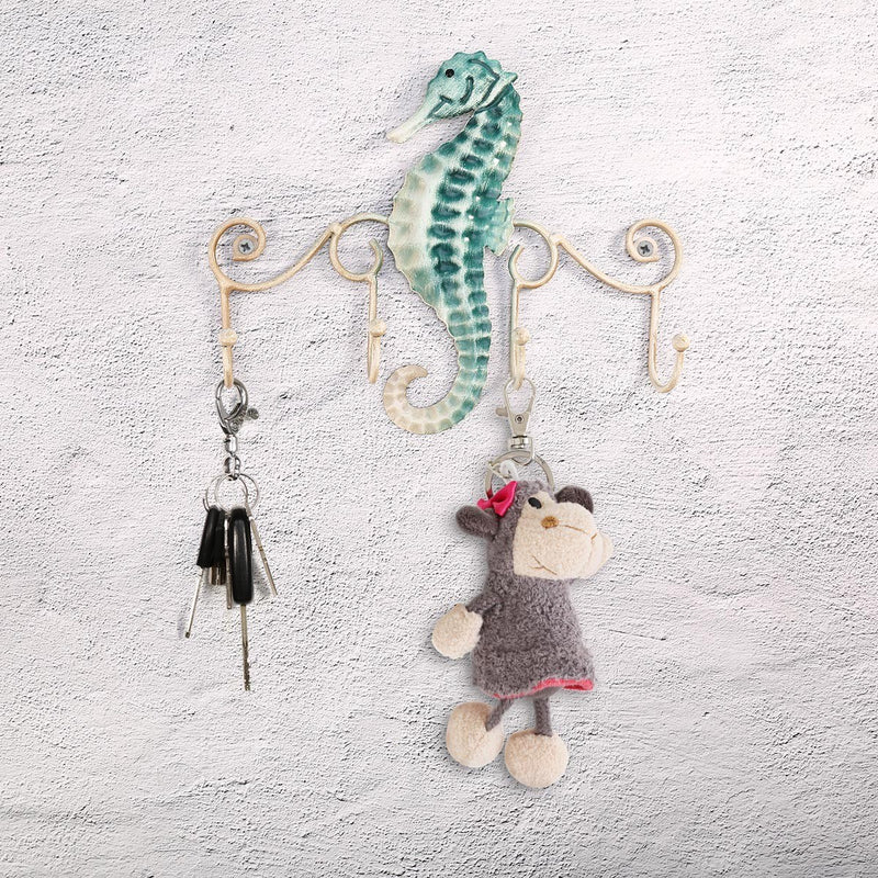 Coat Hooks Wall Mounted with Decorative Wall Hooks