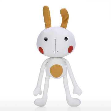Cute Bunny Toy by White Rabbit