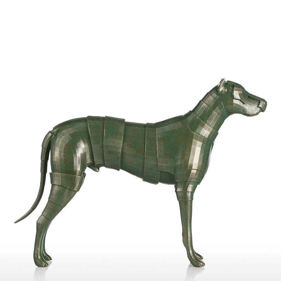 Dog Statue or Dog Sculpture for Christmas Dog Toys and Gifts for Dog Lovers