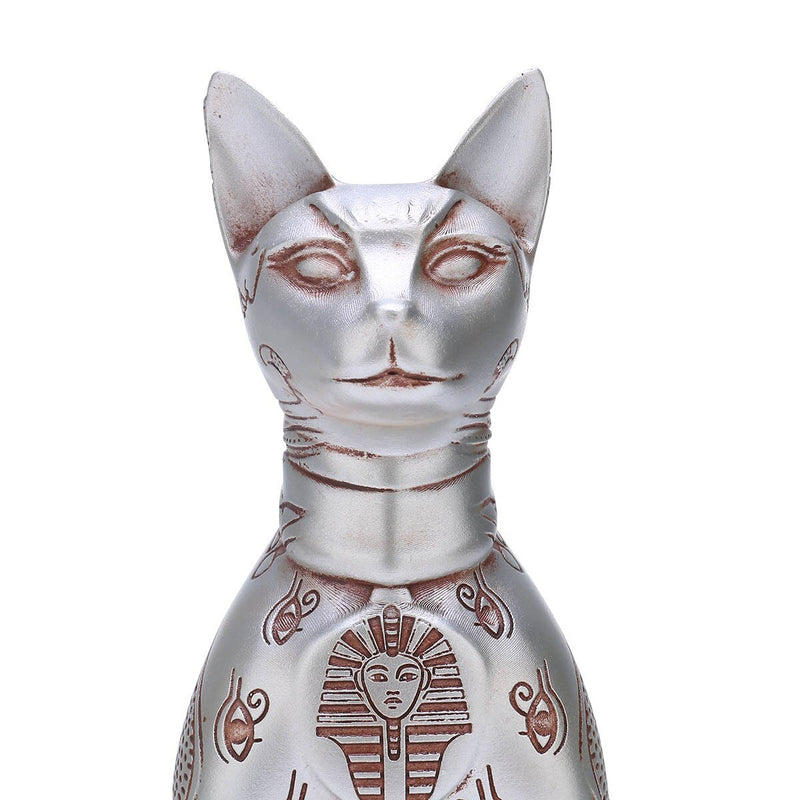 Egyptian Cat Statue For Cat Ornaments and Gifts