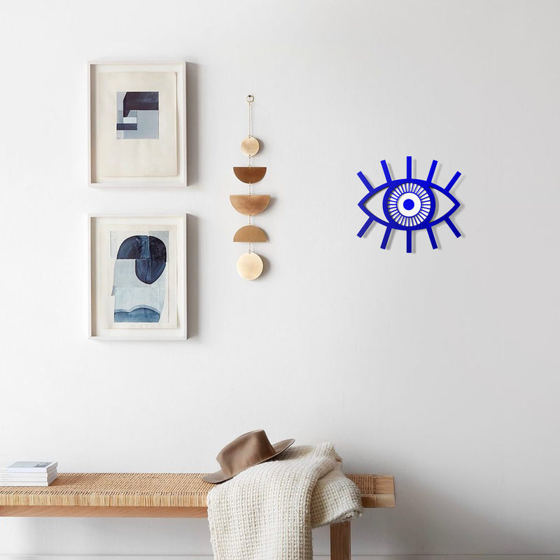 Evil Eye Wall Hanging by Umasqu