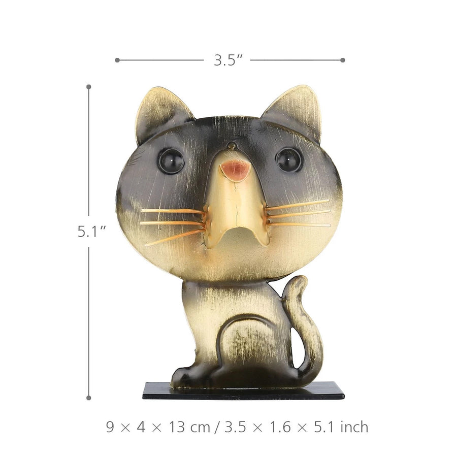 Gifts For Cat Lovers as Ornaments with Cat Figurines