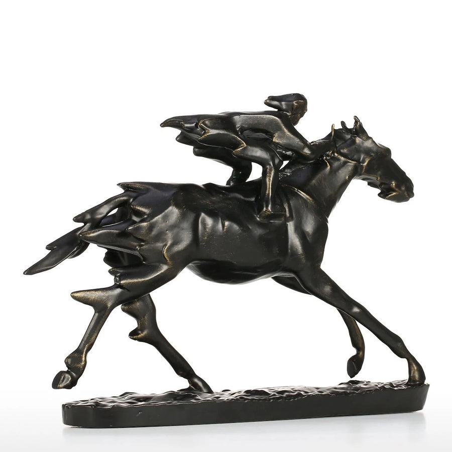 Gifts For Horse People with Horse Statue