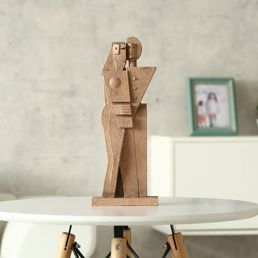 His and Hers Gifts For Couples Long Distance Statue Ornament & Decor