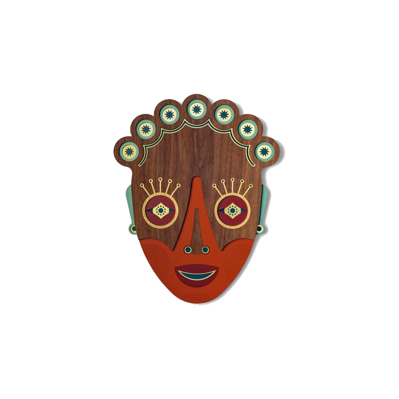 Home Sweet Home Wall Decor by African Masks