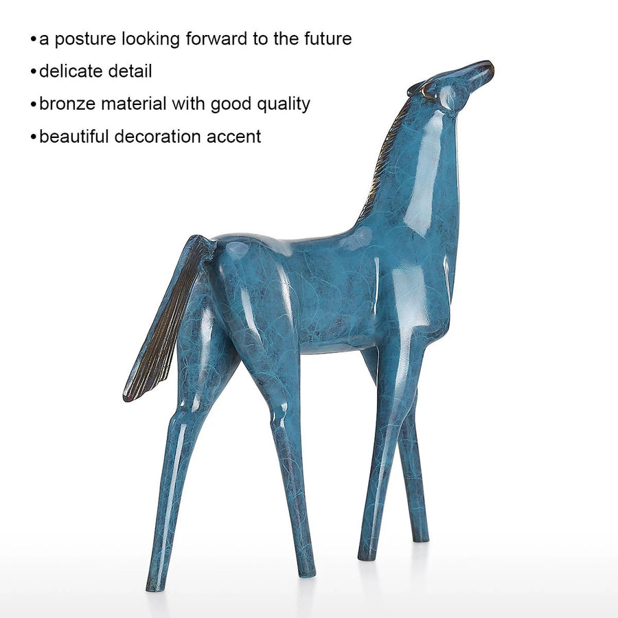Horse Art with Horse Statue For Horse Decor And Gifts