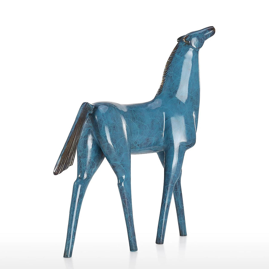 Horse Sculpture and Horse Ornaments For Horse Decor and Horse Gifts