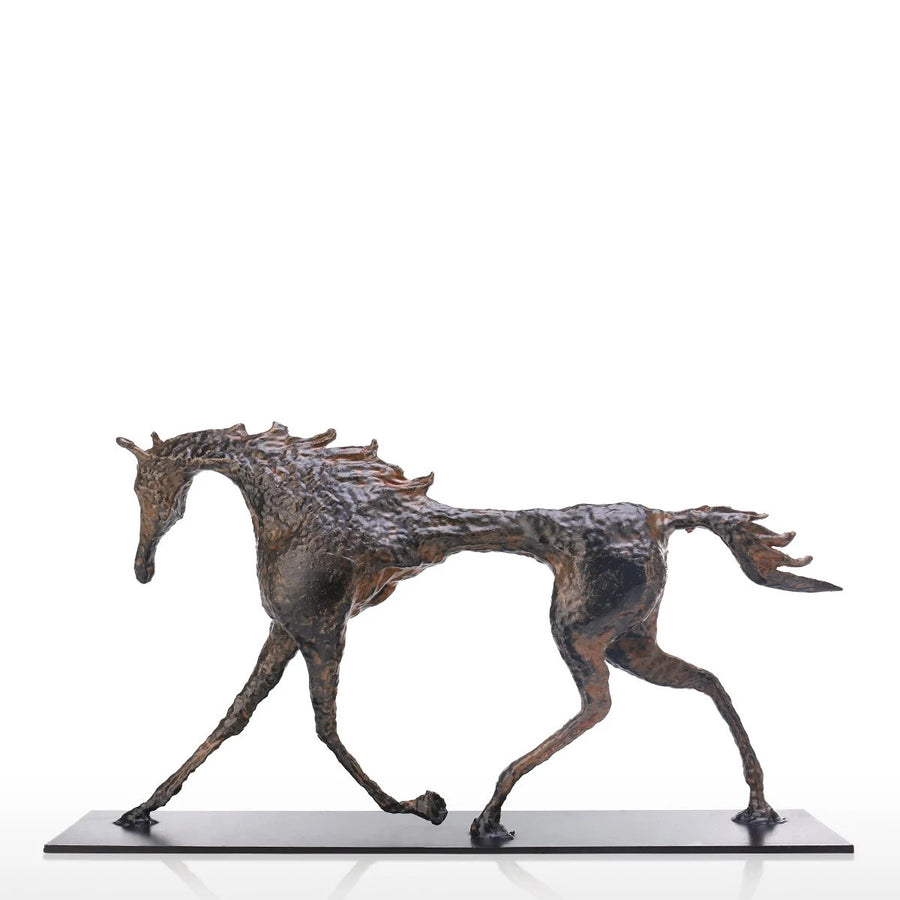 Horse Sculpture by Alberto Giacometti
