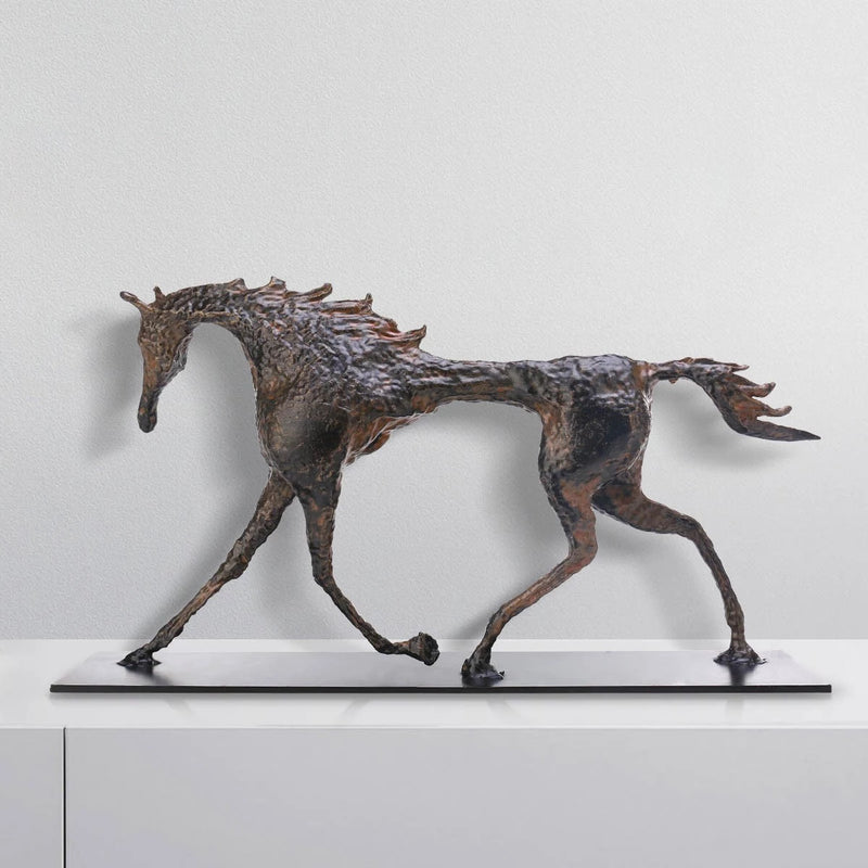 Horse Statue Home Decor by Giacometti