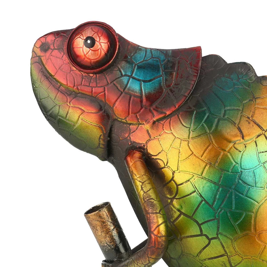 Lizard Ornaments with Colorful Home Decor
