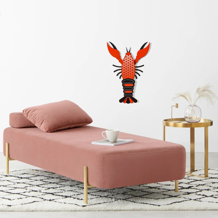 Lobster Ornaments For Wall Decor