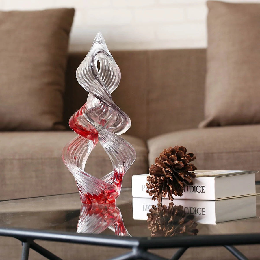Modern Sculpture For Coffee Table Decor