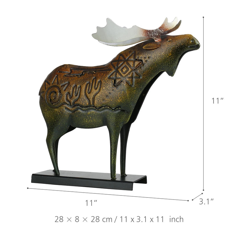 Moose Decor and Figurines
