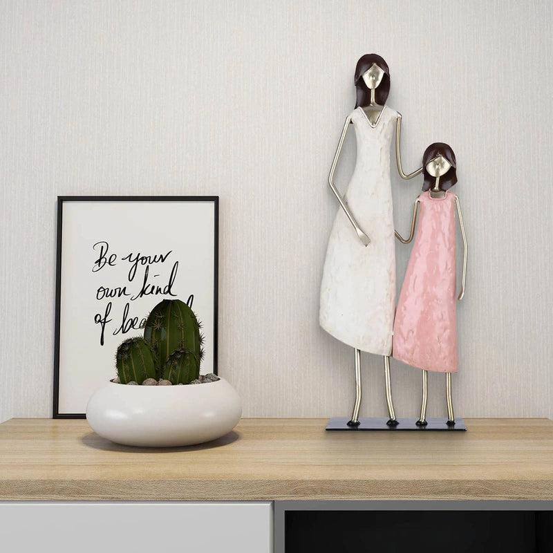 Mother Daughter Figurines for Mothers Day Gifts