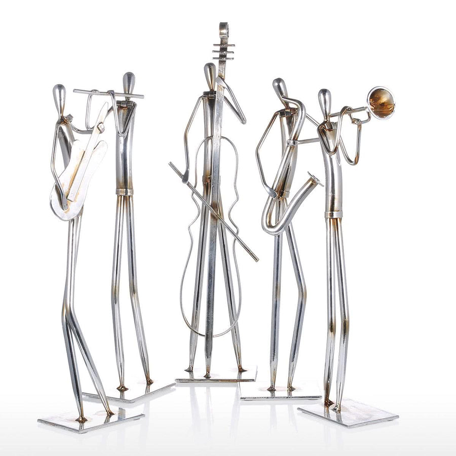 Music Related Gifts and Music Themed Gifts with Cello and Flute, Guitar and Saxophone