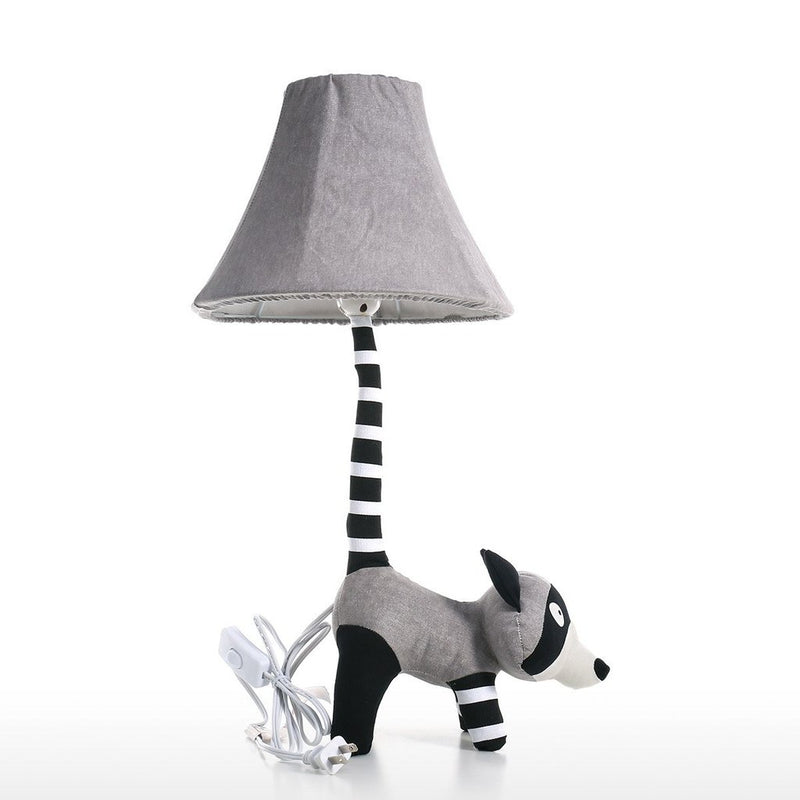 Nursery Lamps as Bedside Decor