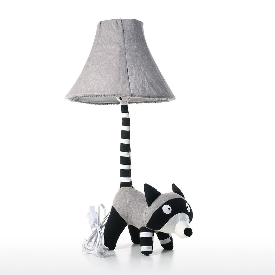 Raccoon Table Lamp and Desk Lamp with Led Desk Lamp for Nursery