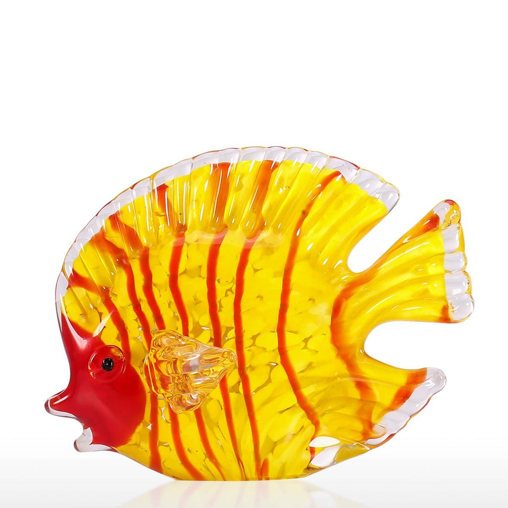 Red Fish for Fish Decor and Fish Ornaments