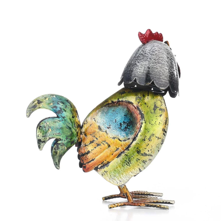 Rooster Statue for Kitchen Decor and Ornaments