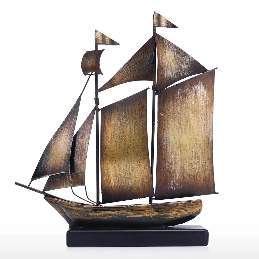 Decorative Sailboat Ornament Accessories & Gifts Sailing Enthusiast