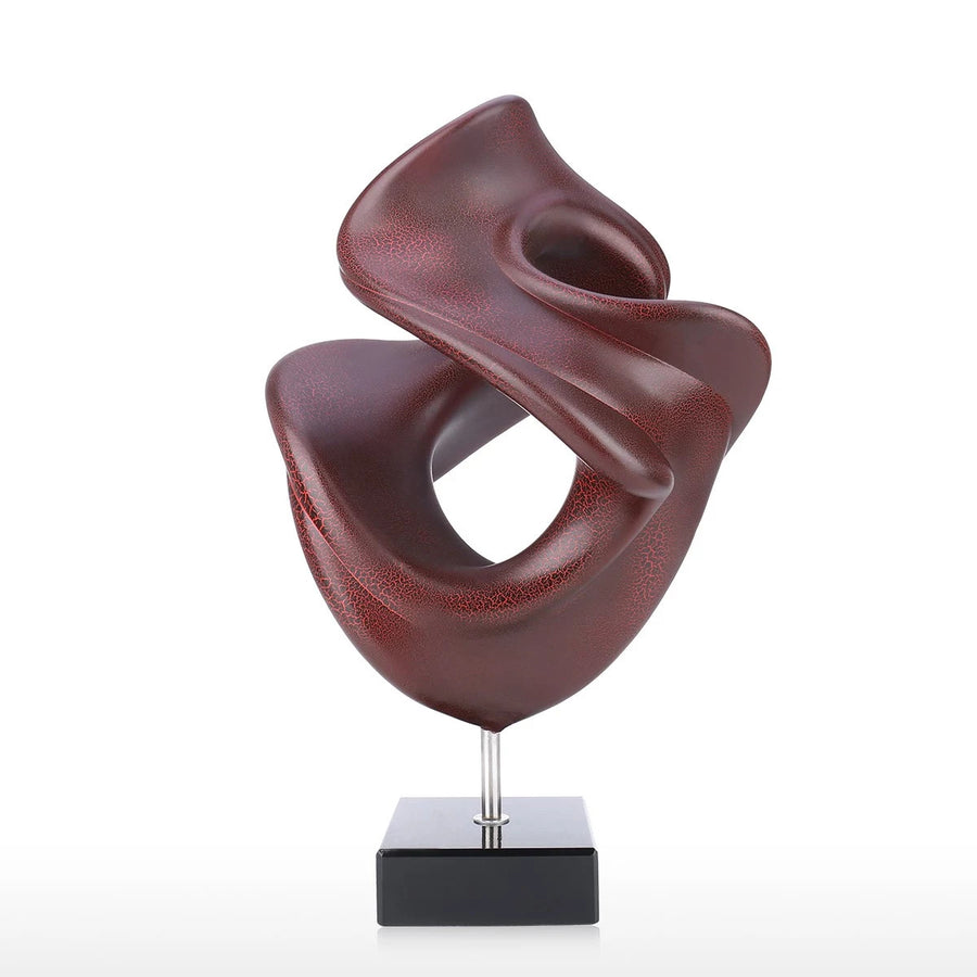 Sculptures Statues and Figurines Concentration & Aesthetic Repetition to Home Decor Accesories