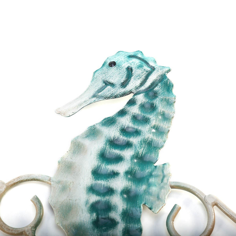 Seahorse Wall Hooks with Decorative Wall Hooks Vintage