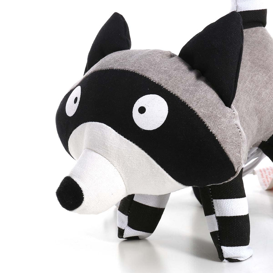 Table Lamp and Desk Lamp for Kids and Childrens Table Lamp with Black and White Raccoon