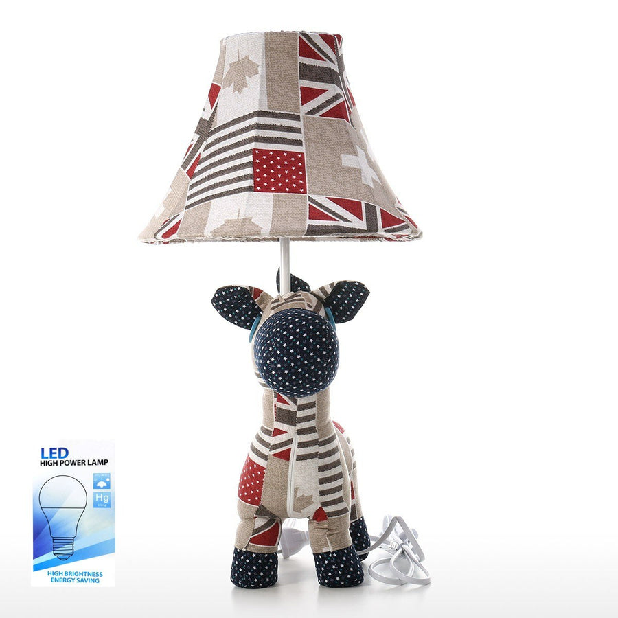 Table Lamp and Desk Lamp with Horse for Nursery Decor