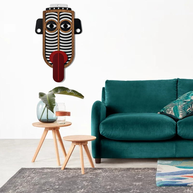 Tribal and African Masks by Wooden