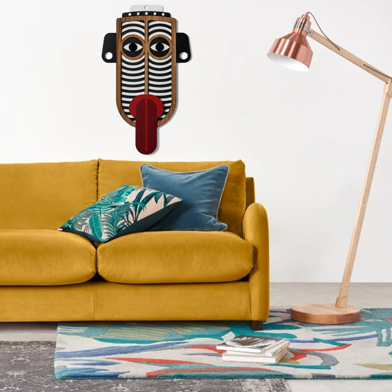 Tribal and African Masks by Wooden For Wall Decor