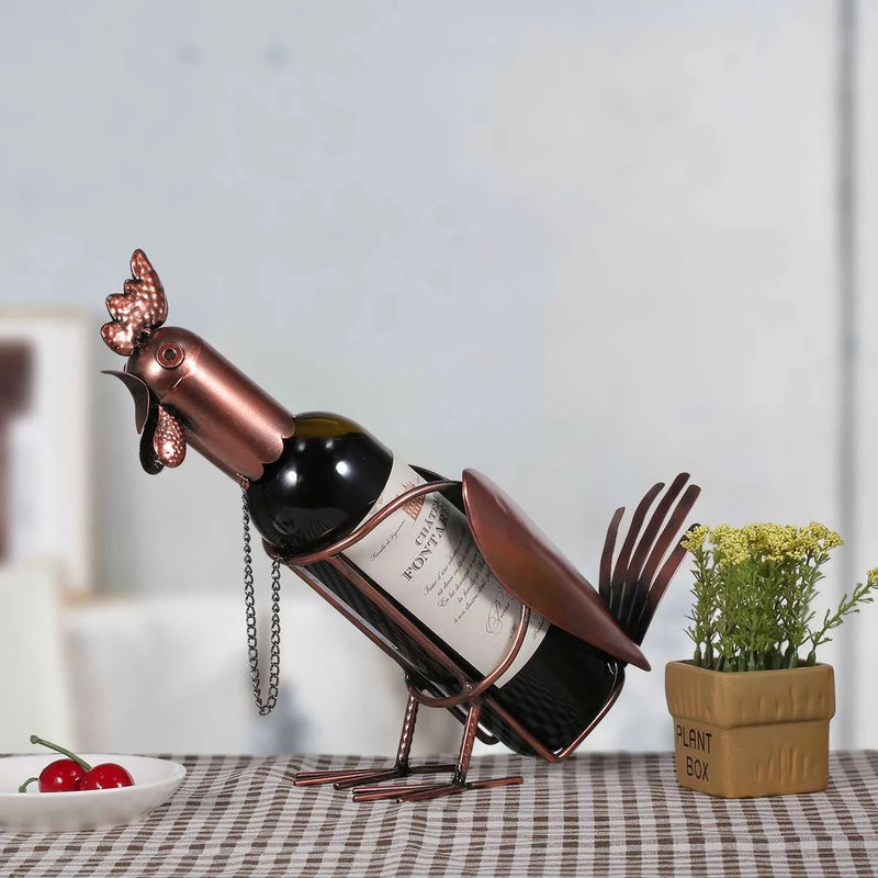 Turkey Wine Bottle Holder