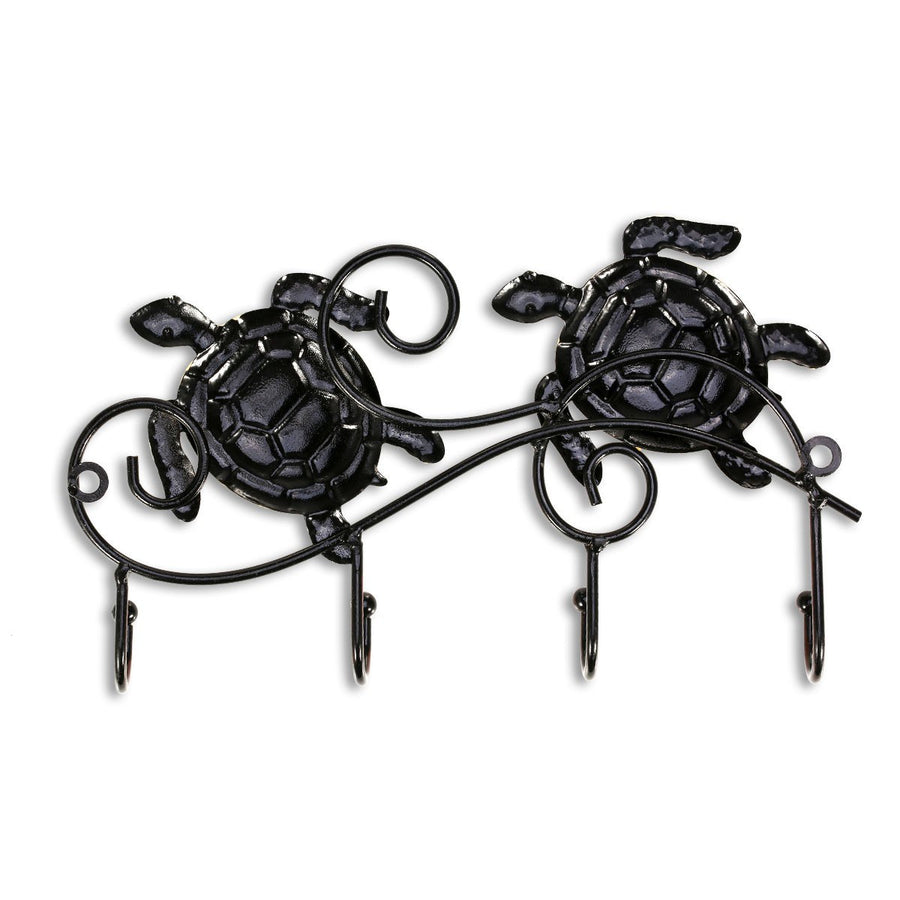 Turtle Wall Hook With Iron Craft Turtle Wall Decor Hanging Sticker