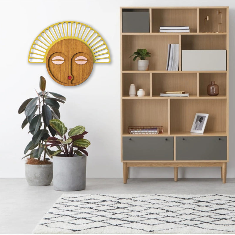 Wood Wall Decor with Wood Wall Art