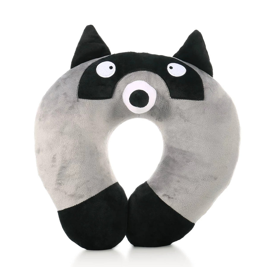 Cute Baby Raccoon Pillow Decor, Ornament & Gifts in the Nursery