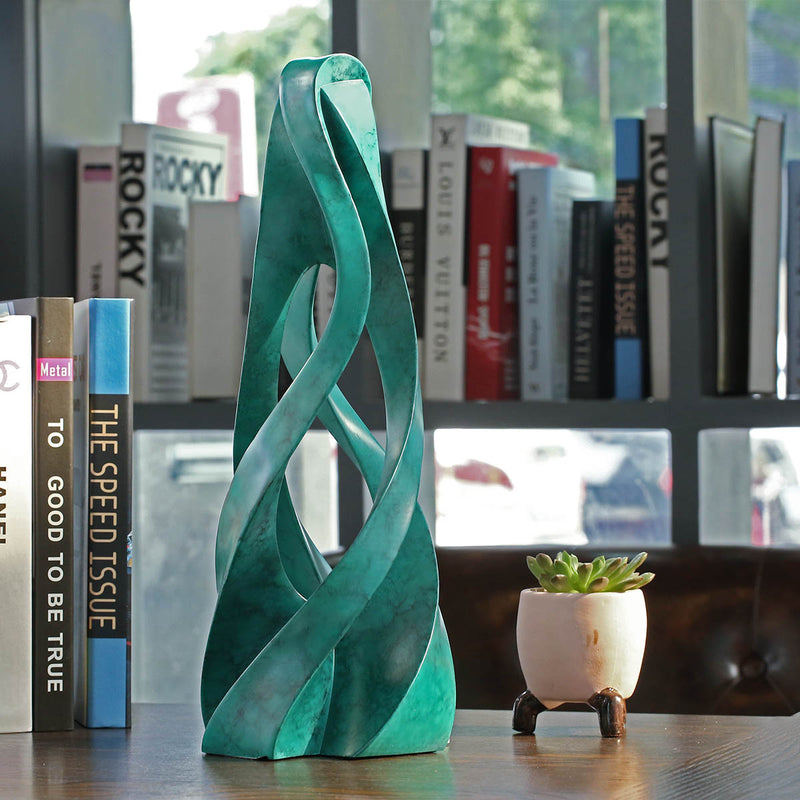 Together Abstract Contemporary Sculpture Figurine - Sweet Home Make