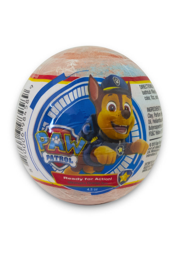 Nickelodeon PAW Patrol Kids Bath Bomb - Ready for Action!