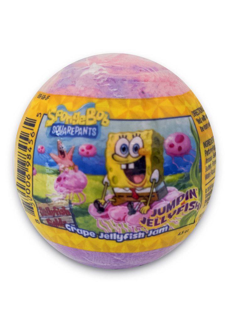 Nickelodeon SpongeBob Bath Bomb - Jumpin' Jellyfish